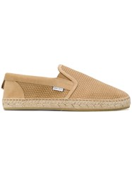 Jimmy Choo Vlad Espadrilles Nude And Neutrals