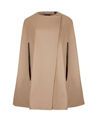 Ted Baker Vickiye Wool Cape Taupe