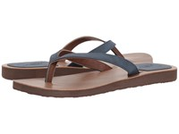 Scott Hawaii Mohala Navy Sandals