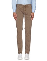 Jacob Cohen Jacob Coh N Trousers Casual Trousers Men Khaki