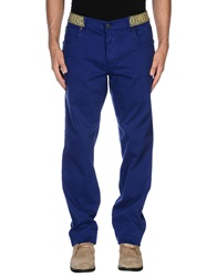 Dirk Bikkembergs Casual Pants Blue