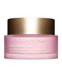 Clarins Multi Active Day Cream Gel For Normal To Combination Skin 1.7 Oz.