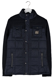 Voi Jeans Warrior Winter Jacket Navy Dark Blue