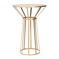 Petite Friture Hollo Table For 2 Gold