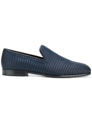 Jimmy Choo Marlo Slippers Blue