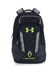 Under Armour Ua Storm Recruit Backpack Modern Steel