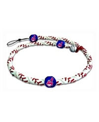 Game Wear Cleveland Indians Frozen Rope Necklace Team Color