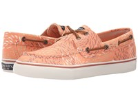 Sperry Bahama Fish Circle Coral Women's Lace Up Casual Shoes