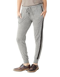 Alternative Apparel Eco Jersey Jogger Pants Eco Grey