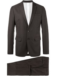 Dsquared2 Two Piece Suit Brown
