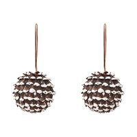 House Doctor Cone Christmas Tree Decoration Set Of 2