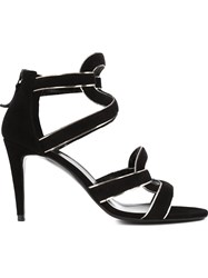 Pierre Hardy 'Kaliste Heel' Sandals Black