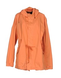 Bomboogie Overcoats Orange