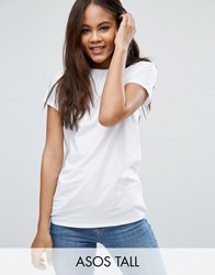 Asos Tall The Ultimate Crew Neck T Shirt White