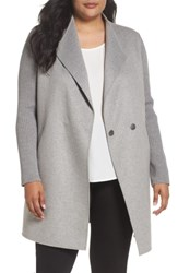 Kenneth Cole Plus Size Women's New York Double Face Coat