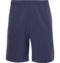 Snow Peak Tech Jersey Shorts Storm Blue