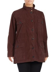 Lucky Brand Hazard Utility Jacket Fig