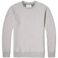 Our Legacy 50S Great Sweat Grey Cotton Fleece