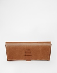 Asos Sunglasses Case In Brown