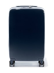 Raden A22 Carry Trolley Unisex Polyester Polycarbonite One Size Blue