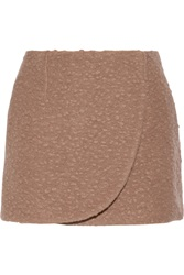 Jill Stuart Jen Wool Blend Boucle Skirt