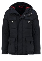 Peuterey Down Jacket Navy Dark Blue