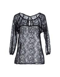 Soallure Shirts Blouses Women Black