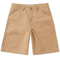 Acne Studios Allan Chino Short Brown