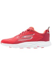 Skechers Performance Go Run Ride 6 Neutral Running Shoes Rot Red