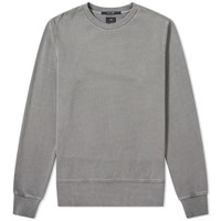 Ksubi Seeing Lines Crew Sweat Grey