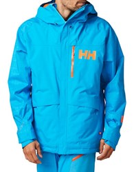 Helly Hansen Fernie Ski Jacket Winter Aqua