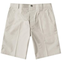 Thom Browne Unconstructed Chino Short Neutrals