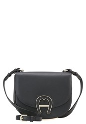 Aigner Pina Across Body Bag Black