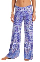 In Bloom By Jonquil Women's Paisley Pajama Pants