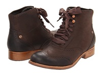 Sebago Claremont Boot Mahogany Women's Lace Up Boots