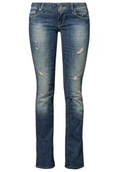 Guess Bootcut Jeans Denim Blue Blue Denim
