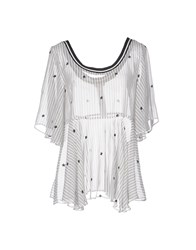 Scee By Twin Set Blouses White