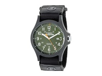 Timex Expedition Scout Fast Wrap Velcro Strap Watch Green Black Watches