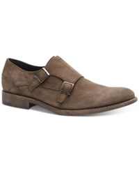 Kenneth Cole Reaction Men's Design 20644 Loafers Men's Shoes Taupe