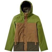 Barbour Scout Jacket Green