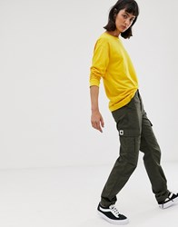 Carhartt W' Aviation Pant Green