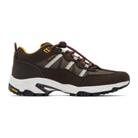 Paul Smith Ps By Brown Roscoe Sneakers