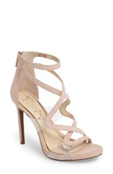 Jessica Simpson Women's Roelyn Sandal Nude Blush