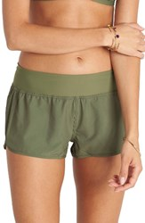 Billabong Women's Sol Searcher Volley Shorts Canteen