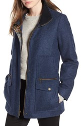 Pendleton Timberline Field Coat Indigo