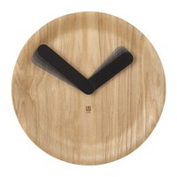 Umbra Timeflow Wall Clock Natural