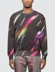 Aries Aurora Sweatshirt Multicolor