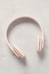 Anthropologie Ahead Wireless Headphones Rose