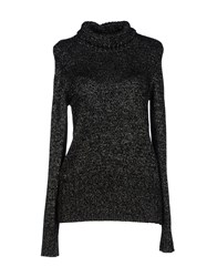 Caractere Knitwear Turtlenecks Women Black