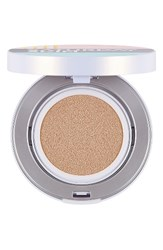 Saturday Skin All Aglow Sunscreen Perfection Cushion Compact Spf 50 02 Champagne